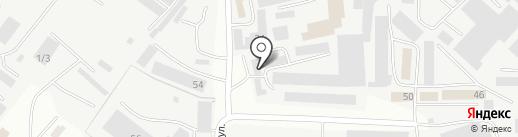 АктивРесурс на карте Челябинска