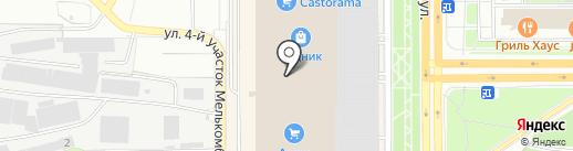 ЮвеЛюкс на карте Челябинска