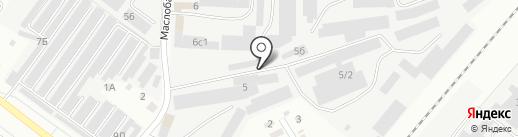 Бизнес Машинери Групп на карте Челябинска