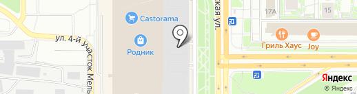 Нет проблем на карте Челябинска