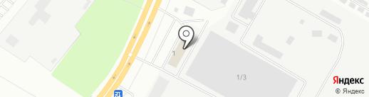 УРАЛ-ДЕТПРОДУКТ на карте Челябинска