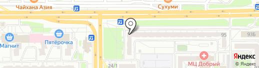 RENZACCI на карте Челябинска