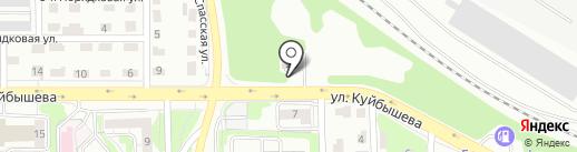 Корея-Авто на карте Челябинска
