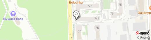 Happy Home на карте Челябинска