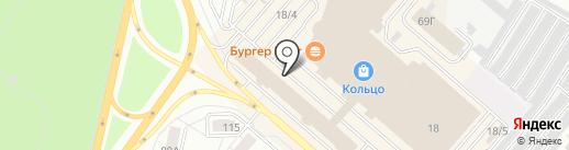 Престиж на карте Челябинска