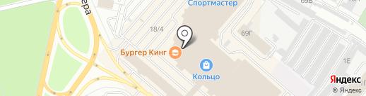 Plombir на карте Челябинска