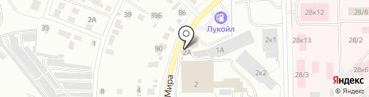 TT Auto на карте Челябинска