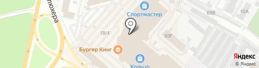 Zifa на карте Челябинска