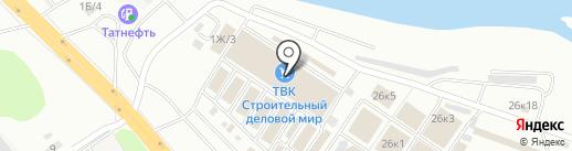 Victoria на карте Челябинска