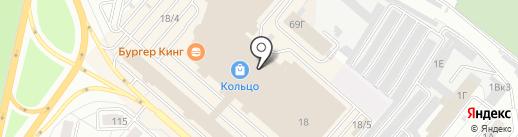 Технология мебели на карте Челябинска