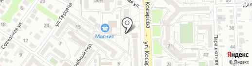 AutoFox74.ru на карте Челябинска