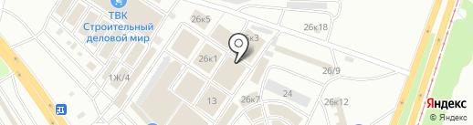 Оптовый магазин бижутерии и часов на карте Челябинска