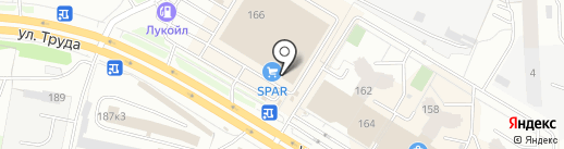 АРМ сервис на карте Челябинска