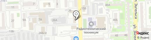 БухКонсалт на карте Челябинска