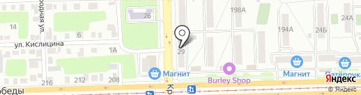 SysImage74 на карте Челябинска