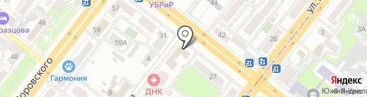 Ревизор-Аудит на карте Челябинска