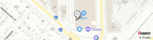 Ardoni на карте Челябинска