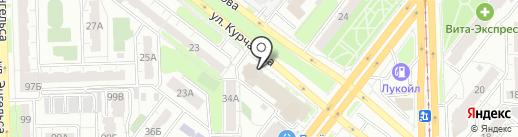 Ренессанс Life на карте Челябинска