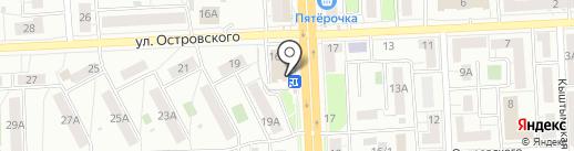 ААС-сервис на карте Челябинска
