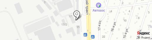 Samet на карте Челябинска