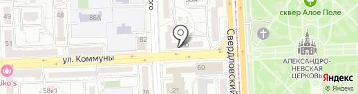 Aj-store на карте Челябинска