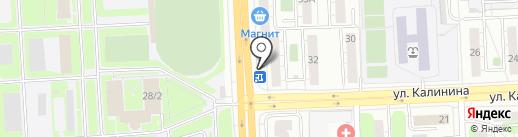 Лакомка на карте Челябинска