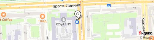 Papa lavash на карте Челябинска