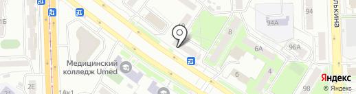 BabyChel на карте Челябинска