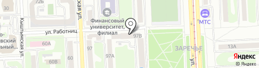 SADHANA.PRO на карте Челябинска