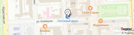 Furla на карте Челябинска