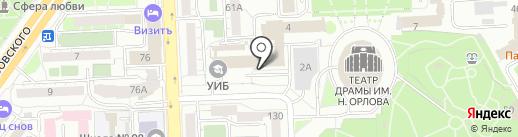 Hua Shen на карте Челябинска