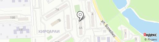 Платежный терминал на карте Челябинска
