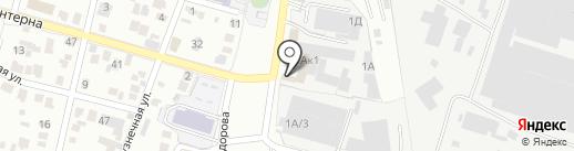 Хаус Эксперт на карте Челябинска