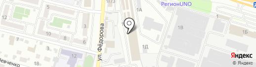 ТанДем-Запчасть на карте Челябинска