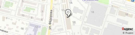 Интерьер-Клаб на карте Челябинска