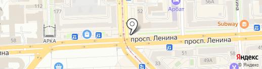 Star Donuts на карте Челябинска
