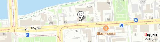 Rosactive на карте Челябинска