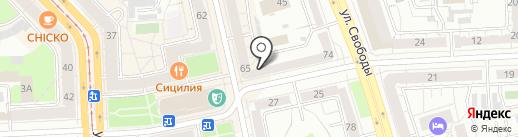 GOLDforge jewelry на карте Челябинска