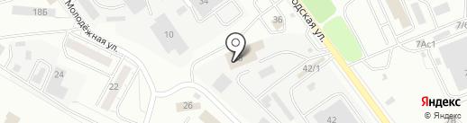 Авто Рай на карте Челябинска