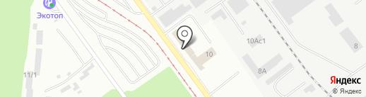 Столовая на карте Челябинска
