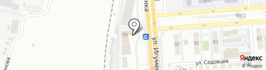 Дежурная служба оформления ДТП на карте Челябинска