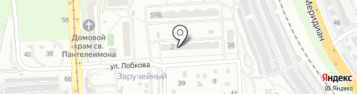 Русбаланс на карте Челябинска