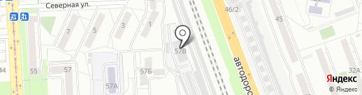 Центр гигиены и эпидемиологии в Челябинской области, ФБУЗ на карте Челябинска