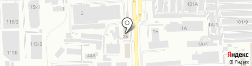 М-Авто на карте Челябинска