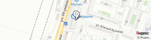 Мастерская по ремонту часов и ремонту и изготовлению ювелирных изделий на карте Челябинска