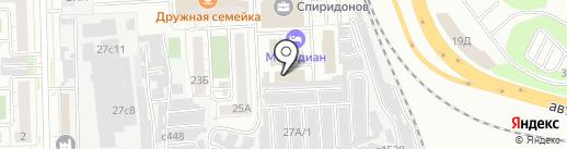 РЕГИОНСТРОЙ на карте Челябинска