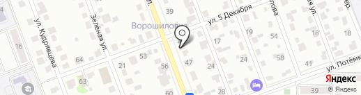 Ремонт43 на карте Челябинска