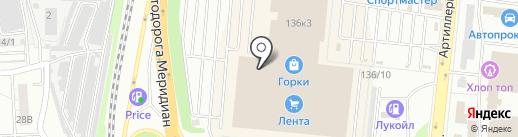 Камелия косметик на карте Челябинска
