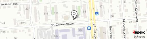 Мелочи жизни на карте Челябинска