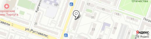 Магазин трикотажной одежды на карте Челябинска